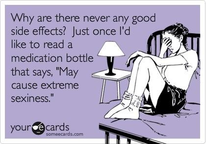 Side effect meme
